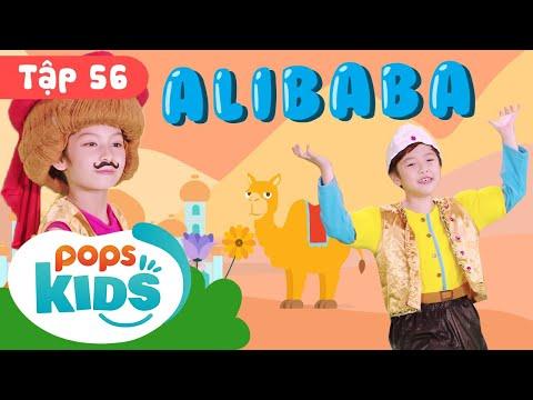 Mầm Chồi Lá Tập 56 Alibaba Nhạc Thiếu Nhi Cho Bé Vietnamese Songs For Kids
