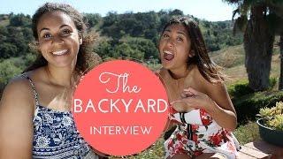 Interview- The Backyard SHORT FILM