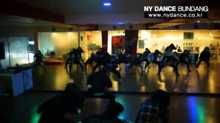 [NYdance] TLC -Hot 2 da back Girl's style HIPHOP choreography by J-waack