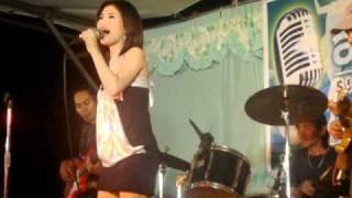 KATRINA VELARDE SINGING MY LOVE WILL SEE YOU THROUGH @ Tangob Padre Garcia 03,27,11