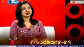 Akhi alamgir's talk show