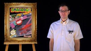 AVGN: Bad Game Cover Art #14 - Crackout (NES)