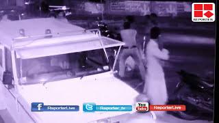 KERALA POLICE SI SHOT AT PETROL PUMP IN MALAPPURAM│Reporter Live