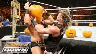 Dolph Ziggler vs. The Miz – Trick or Treat Street Fight: SmackDown – 29. Oktober 2015