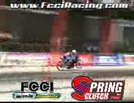 Dragbike in Thailand by FcciRacing