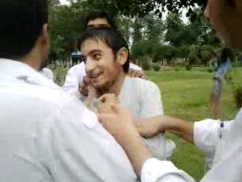 Government college peshawar fooling 2011
