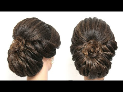 Xxx Mp4 New Wedding Hairstyle For Long Hair Tutorial Perfect Bridal Updo 3gp Sex