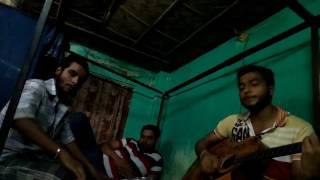 Musical adda 'Hothat kanna pele' Saikat Majhi Pratap Chatterjee