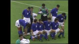 Italy vs. Spain, Quarter-finals, USA World Cup 1994