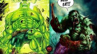 World Breaker Hulk vs. Zombie Hulk - Full Analysis