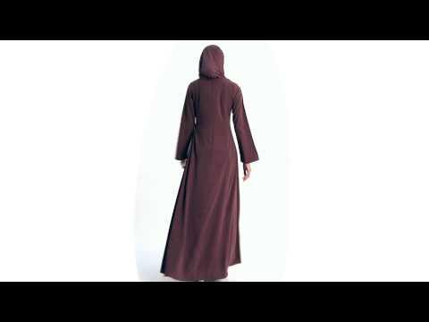 Xxx Mp4 Lulu Embroidered Maxi Dress Abaya Maroon 3gp Sex