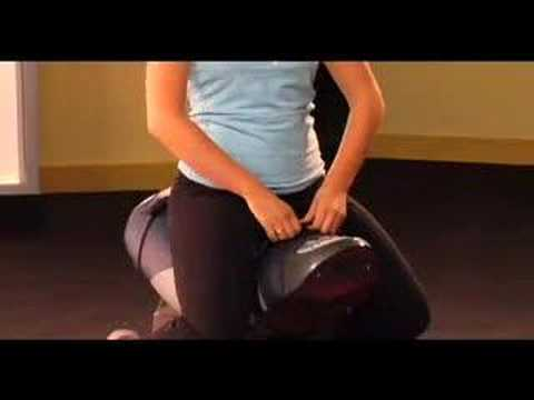 AB 757 Giddyup Core Exerciser User Instruction