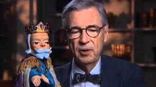 Fred Rogers discusses working with puppets on The Childrens Corner - EMMYTVLEGENDS.org