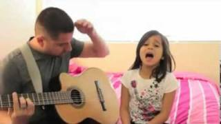 father and daughter duet