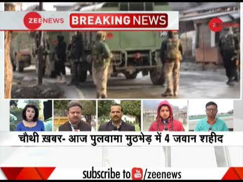 Xxx Mp4 Army Takes Revenge Of Pulwama Attack Kills 2 JEM Commanders 3gp Sex
