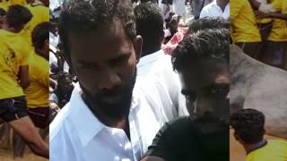 Actor RJ Ramesh supports Jallikattu
