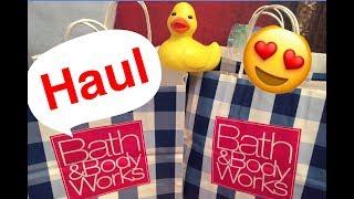Bath & Body Works Haul😍 Rosa