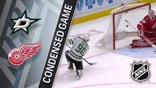 Dallas Stars vs Detroit Red Wings – Jan. 16, 2018 | Game Highlights | NHL 2017/18. Обзор матча