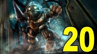 Bioshock - Part 20 - Shotgun Upgrade (Let's Play/Playthrough/Walkthrough)