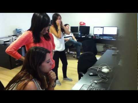 Reacción ante video porno de Florencia Peña