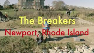 Epic Look Inside At The Historic Breakers Mansion At Christmas Time
