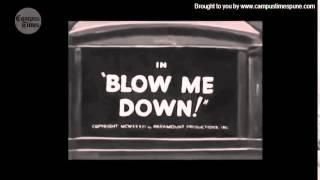 Popeye The Sailor Man Intro Theme Song   Evergreen Cartoon Series of 1990s