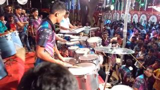 Zingat Song... Lalbaug Beats at Malad West.. 2016