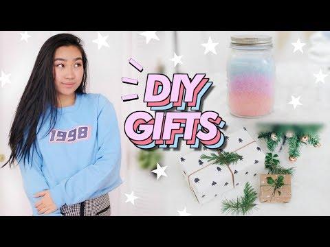 Xxx Mp4 DIY Last Minute Christmas Gifts HUGE Giveaway JENerationDIY 3gp Sex