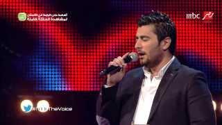 """#MBCTheVoice - """"الموسم الثاني - سامر سعيد """"موال البستان"""