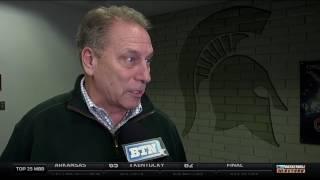 Tom Izzo Talks NCAA Selection