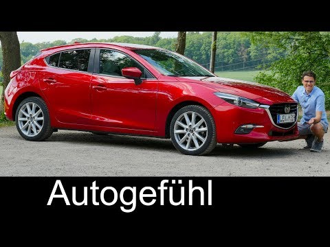 Mazda3 FULL REVIEW Sports Line Grand Touring 2.0 G 2018 Facelift Autogefühl