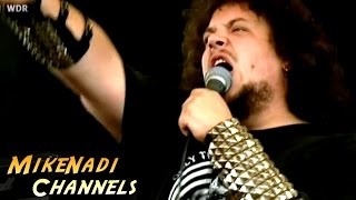 BULLET - Stay Wild / June 2011 [HD] - Rock Hard Festival