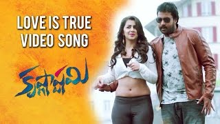 Krishnashtami Full Video Songs - Love is True Video Song - Sunil, Nikki Galrani