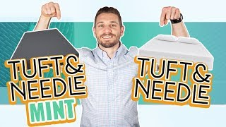 Tuft and Needle Mint vs Original Mattress Review (2019 UPDATED)