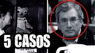 LOS 5 CASOS MÁS INCREÍBLES INVESTIGADOS POR ED Y LORRAINE WARREN - Misterio Paranormal (CASO REAL)