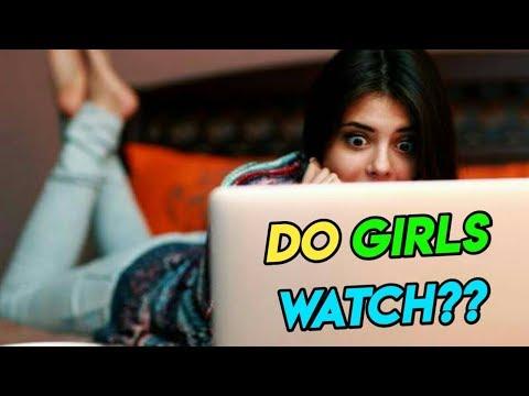 DO GIRLS ALSO WATCH?? || INDIAN GIRLS || GAREEB