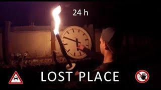 24h im LOST PLACE übernachten | Gail'sche Werke Gießen