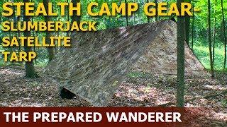 Stealth Camp Gear - Slumberjack Satellite Tarp