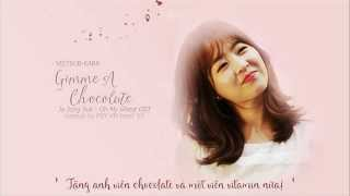 [Vietsub + Kara] Gimme A Chocolate - Jo Jung Suk [Oh My Ghost OST]