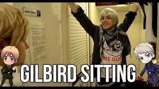 Gilbird Sitting - Hetalia Live Video