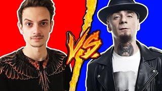 Fabio Rovazzi VS J-Ax - Battaglia Rap Epica - Manuel Aski