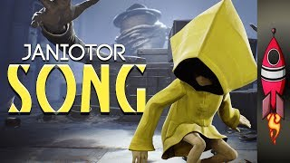 LITTLE NIGHTMARES DLC SONG Part 3 | Choke You Out | Rockit Gaming