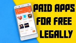 How To Get PAID APPS For FREE Legally (2017)