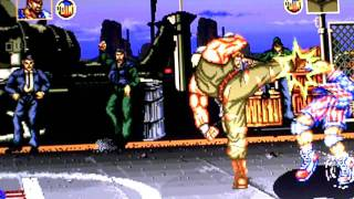 Fight Fever - Hick Commando is the hihher