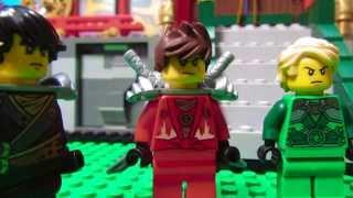 LEGO NINJAGO OFFICIAL MOVIE - FALLEN CITY by DTinagliaStudios