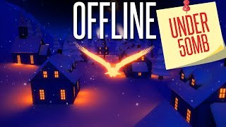 Top 10 FREE OFFLINE Android Games Under 50MB   No Wifi - No internet