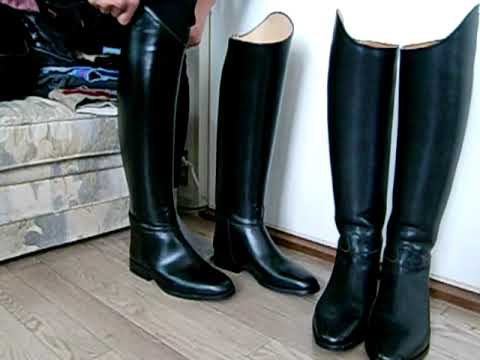 New Derby Riding Boots