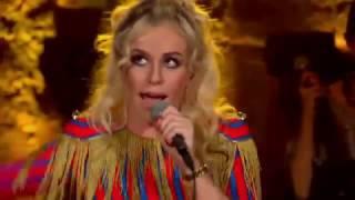 Powerwoman Josje schittert met 'Glamorous'! | Liefde voor Muziek 2017 | VTM