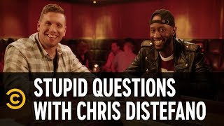 James Davis Wants Tupac's Birthday to Be a Holiday - Stupid Questions with Chris Distefano