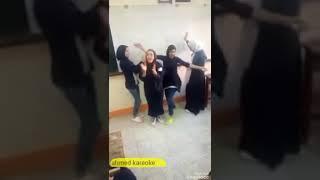رقص بنات  على مهرجان لاء لاء تبقى معدية متسلمشي عليا
